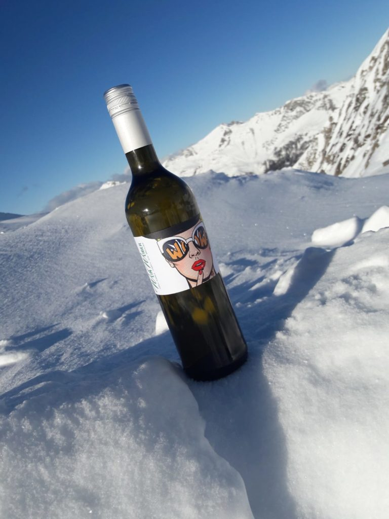 Weinweiber Wein Berge Österreich
